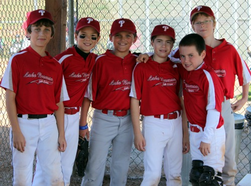 Youth Baseball Softball