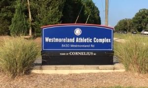 WAC Entrance Sign