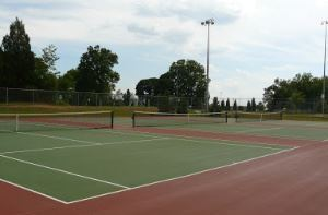 BRP Tennis Court