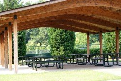 Picnic Shelter at Smithville Park